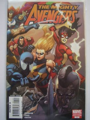 Mighty Avengers #1 Cho Retail Incentive Variant 1:100